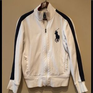 Men's Polo track jacket